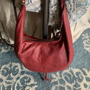 Frye Leather Hobo - Beautiful Distressed Leather